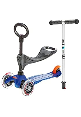Micro Mini 3-in-1 Kick Scooter