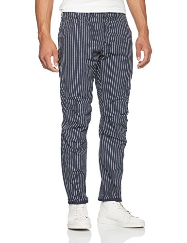 Jeans G Fit Indigo Cónicos Multicolor 6444 para Ao Hombre RAW STAR Whitebait WqIT4gI