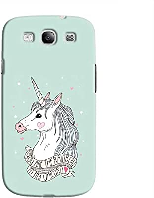 Rainbow Unicorn Samsung Galaxy S3 Case