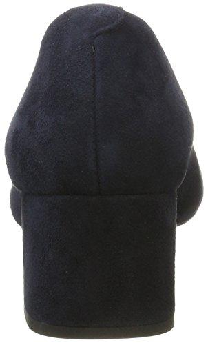 Femme Bleu Noir KS Kumer Escarpins f17 Unisa Baltic w4q8Z7I4x