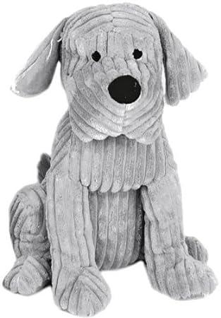 Take Me Home Door Stop 28cm Ribbed Grey Cord Dog Doorstop Amazon