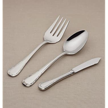 Lenox Venetian Lace 3-Piece Flatware Serving Set