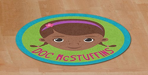 Disney Doc McStuffins 'Boo Boo Be Gone' Bath Rug