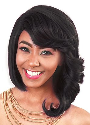 [SIS WIG]-DIVA PRE-TWEEZED PART HAIR (FS1B/30)