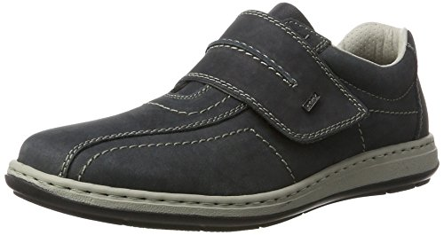 Rieker Mens Velcro Shoes Ocean Size 10,5 M Us