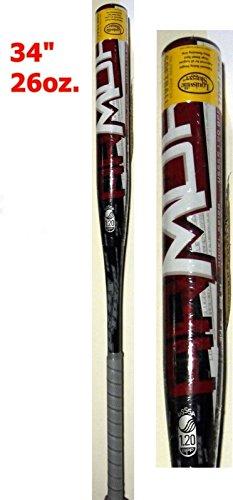 New Louisville Slugger TPS Armor Softball Baseball Bat - 34