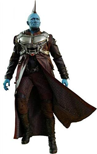 - Hot Toys Yondu Deluxe Version Sixth Scale Figure - Guardians of the Galaxy Vol. 2 Movie Masterpiece Series 1/6 Action Figure