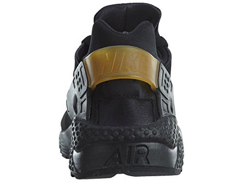 sale 100% authentic Nike Men's Air Huarache Sneakers Black/Metallic Gold wholesale price cheap online wiki cheap online wide range of cheap price elCZ8