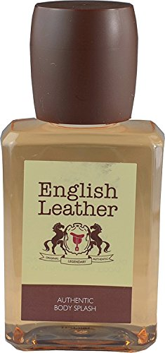 ENGLISH LEATHER by Dana for Men Splash (3.4 oz Body Splash)