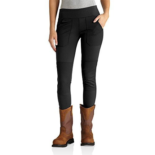 Carhartt Women's Force Stretch Utility Legging (Regular and Plus Sizes)