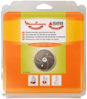 Moulinex XF920502 - Disco rallador para Masterchef 5000 y 8000 Vitacompact, gris: Amazon.es: Hogar
