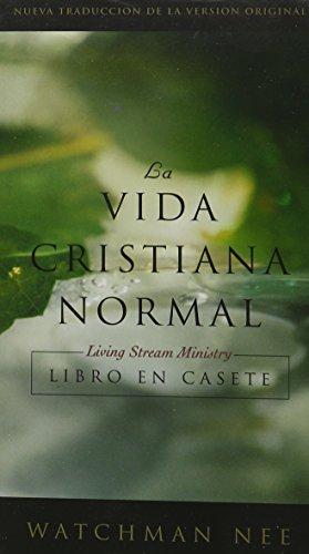 Vida cristiana normal, La (Estuche de 6 cintas) Libro en audio (Spanish Edition)
