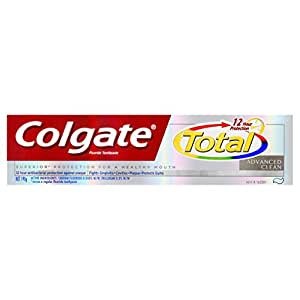 Colgate Total Advanced Clean Fluoride Toothpaste 12H antibacterial protection 190g