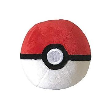 lively moments LM 97338 Pokémon Pokemon Pelota de Peluche,, 10 cm ...