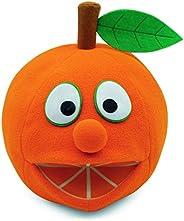 Professional Muppet Style Orange Pal Hand Puppet