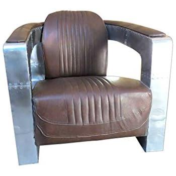 Amazon Com Aviator Club Chair Spitfire Arms Vintage Aviator Chair