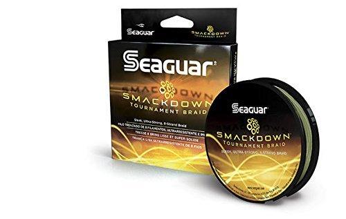 好評 Seaguar Smackdown B06XFWN19R Braided Fishing [並行輸入品] Line Green 40-Pound Fishing/150-Yard [並行輸入品] B06XFWN19R, カバトグン:b93a0c08 --- a0267596.xsph.ru