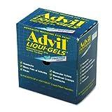 Acme United Advil Liqui-Gels Pain Reliever Refill, 50 Two-Packs per Box