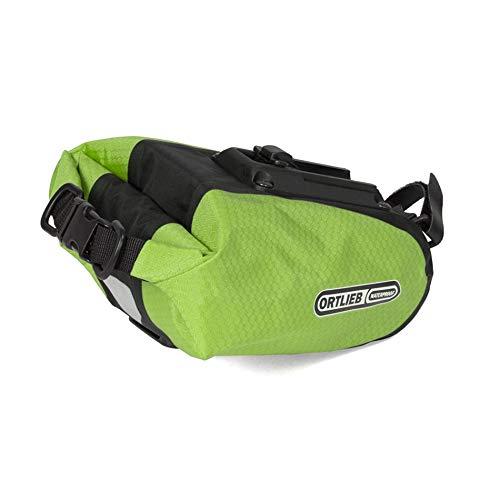 Ortlieb Saddle Bag MEDIUM LIME-BLACK - Saddlebag Ortlieb