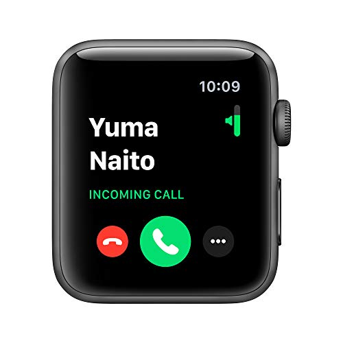 Apple Watch Series 3 42mm Space Gray - MTF32LL/A