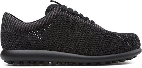 Camper Pelotas K200456-005 Zapatos planos Mujer Negro