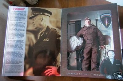 GI Joe Classic Collection General Dwight Eisenhower (Eisenhower Gi Joe)