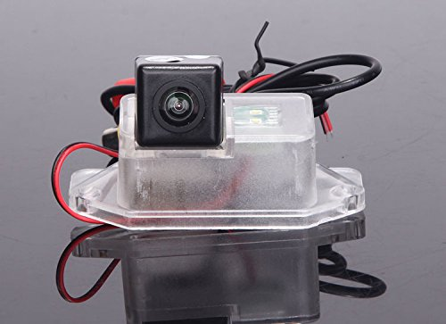 CCD Color Car Reverse Rear View Parking Back Up Camera For MITSUBISHI Lancer - фото 2