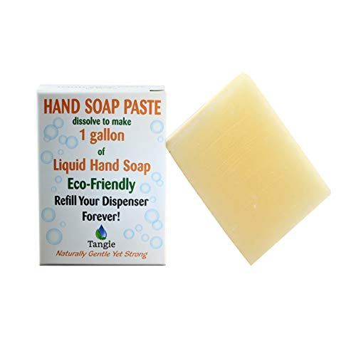 Tangie LLC Organic Natural Hand Soap Bar- Vegan Zero Waste Bar
