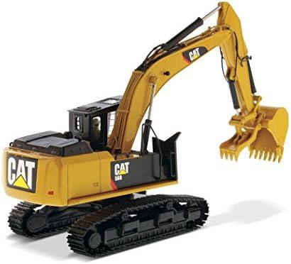 ダイキャストマスター 1/50 ハイラインシリーズ Cat 568GF ロードビルダ