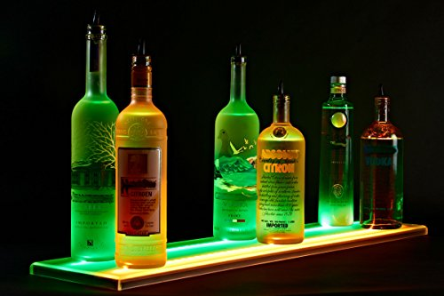 5-2-LED-Lighted-Double-Wide-Liquor-Shelves-Bottle-Display-with-Remote-Control