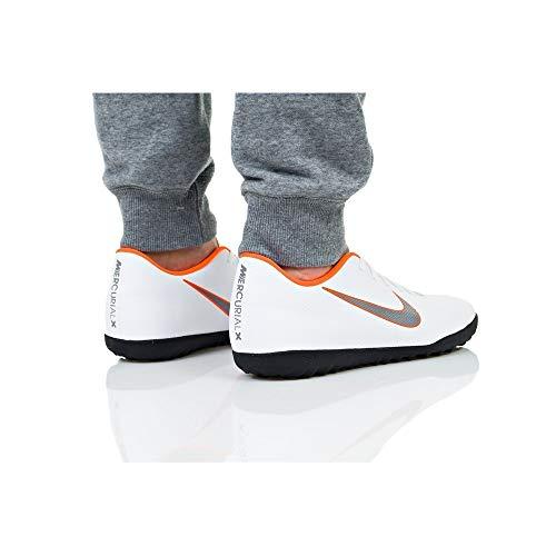 Adulto de X 41 Nike 107 AH7386 Indigo Mercurial Fútbol TF Unisex Botas 001 Club EU 12 Mehrfarbig Vapor aazE7qwxS