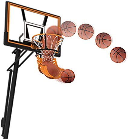 Sistema ritorno pallone basket Softee