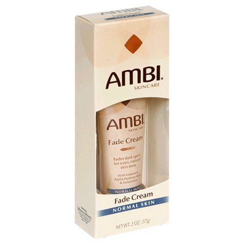 Ambi Skincare Fade Cream, Normal Skin, 2-Ounce Tube 2 Pack