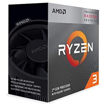 Amazon com: AMD Ryzen 5 2400G Processor with Radeon RX Vega 11