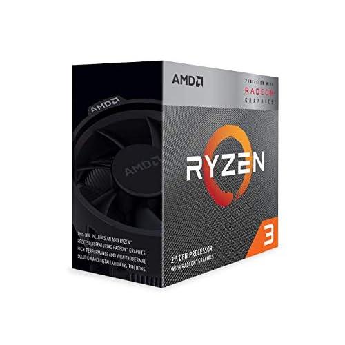 AMD Ryzen 3 3200G 4-Core...