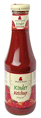 Zwergenwiese Bio Kinder Ketchup, 500 ml