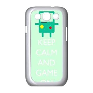 Beemo Adventure Time Unique Design Cover Case for Samsung Galaxy S3 I9300,custom case cover ygtg588024