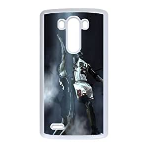 LG G3 Cell Phone Case White Michael Jordan_005 Gift P0J0Z3-2403373