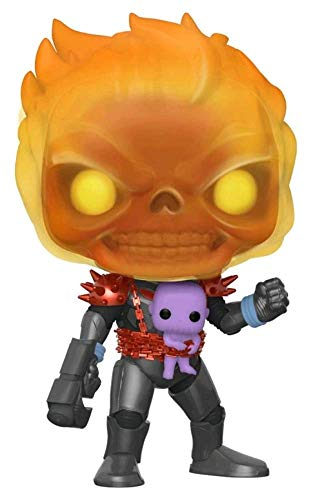 Funko 43003 Cosmic Ghost Rider Pop Figura de Vinilo, Multicolor