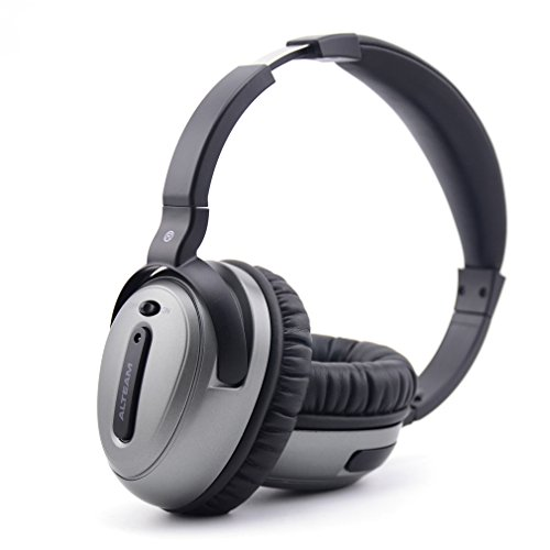 Price comparison product image GranVela ALTEAM ANC-778 Lightweight Headband Headphones On-Ear Folding headphones Color aluminum housing,with 34 mm Driver, for iPhone 6, 6 Plus, 5S, 5C, 5, 4S, 4 / iPad 4, 3, 2, 1, Mini, Air (Retina Display models) / iPod Touch, Nano, Shuffle, Classic / Samsung Galaxy S5, S4, S3, Note 4, Note 3, Note 2 / Other Android Smartphones - Motorola, Google Nexus, HTC, Sony, Nokia / Tablets & MP3, MP4 Players (Retail Packaging),Uses 3.5mm jack