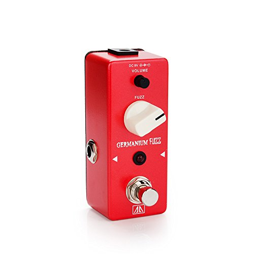 AA Germanium Bypass Portable Effects