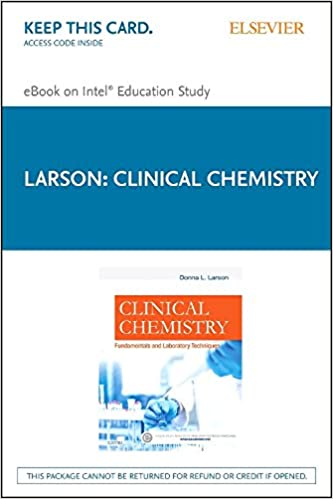 Clinical chemistry elsevier ebook on intel education study retail clinical chemistry elsevier ebook on intel education study retail access card fundamentals and laboratory techniques 1e amazon donna larson fandeluxe Gallery
