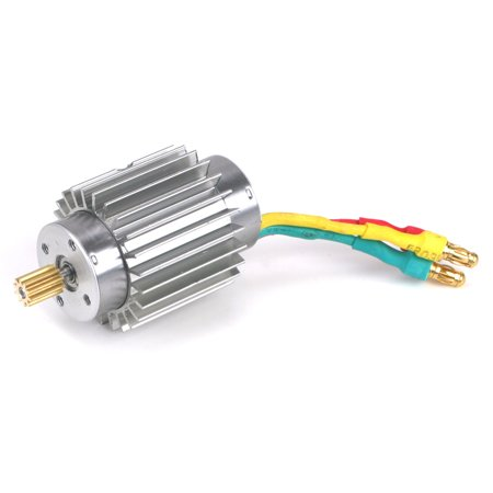 (Brushless Motor with Pinion: Typhoon 2)