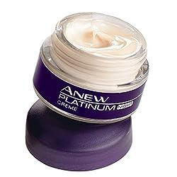 Avon Anew Platinum Night Cream 0.5 Oz15 G Travel Size