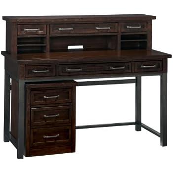 Home Styles Cabin Creek Executive Desk/Hutch/Mobile File