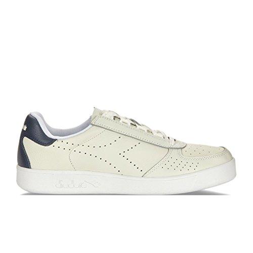 Caspio Elite Premium Mar Basso Diadora Uomo Sneaker a B Bianco C5262 Collo L blu O5pnEn6Tqx