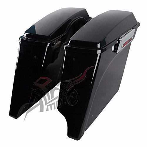 Extended Saddlebags - 1