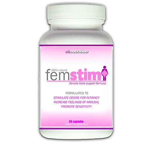 FemStim | Femme Libido Enhancer | Natural amélioration sexuelle pour les femmes pour booster Sex Drive