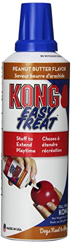 KONG StuffN Easy Treat 8-Ounce Peanut Butter