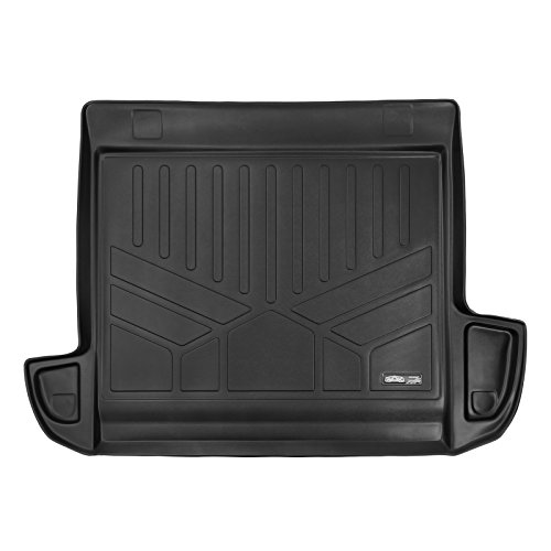- MAX LINER D0208 Cargo Trunk Liner Floor Mat Behind 2nd Row Black for 2010-2019 4Runner 5 Passenger Without Sliding Rear Tray